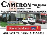 Professional Paint Contractor recommended by Cameron's