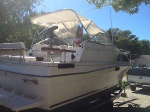 Reduced-21ft Bayliner, Very Clean, Runs Great Sarnia Sarnia Area image 3