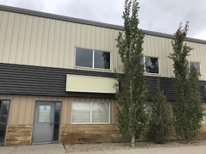condo bay in Red Deer County for lease or sale