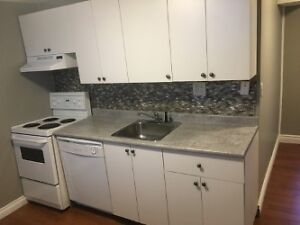 Renovated 1 bedroom suite in university. All utilities included.