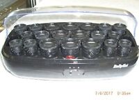 BABY BLISS HEATED HAIR CURLERS