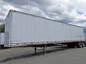 Advertise your business on busy highway 20 trailer available