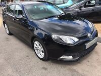 2012/62 MG6 1.8 TCi GT S 5 DR BLACK,VERY LOW MILEAGE,GREAT SPEC,EXCELLENT CONDITION,+DRIVES WELL