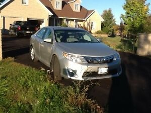 2013 Toyota Camry XLE Sedan - mint shape priced to sell