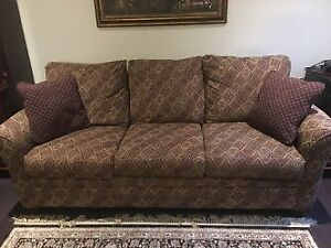 Custom made la-Z-boy sofa.