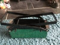 Ecolog maker, hardly used, make free fuel for your stove/fire using paper.