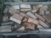 LOG'S Seasoned hardwood LOG'S