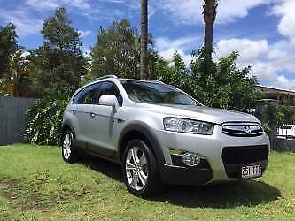 2012 HOLDEN CAPTIVA TOP OF THE LINE