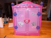 Build a Bear Workshop wardrobe-pink
