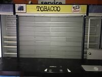 2 METERE WIDE TOBACCO GANTRY GOOD CONDITION