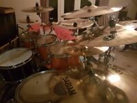Mapex M series 6 piece shell pack excellent condition. PRICE DROPPED