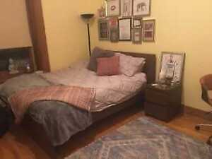 1 Bdr in a 4 Bdr Apartment Jan- Aug (Mcgill Ghetto)