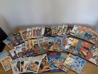 Blue peter 32 annuals and 11 books.