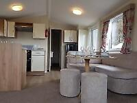 Lovely Static Caravan For Sale on Family Friendly Park Near Ayr