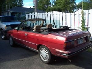 Renault Alliance Cabriolet
