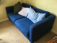 Ikea two seater sofa good condition 2
