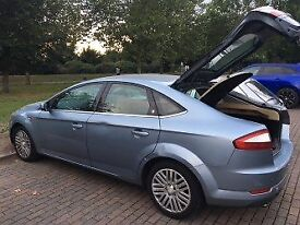 2007 Ford Mondeo GHIA, Diesel, Automatic, 1.9 L, a non-runner but can be repaired at reasonable cost