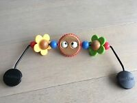 BabyBjorn Wooden Toy for Bouncy Chair