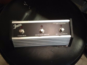 fender 3 button controller *new price!*