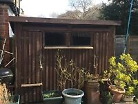 FREE - Wooden Garden Shed