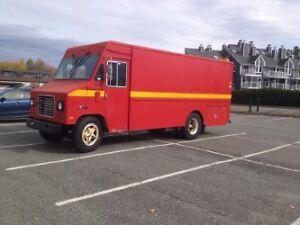 Grumman camion 26 pieds modèle HD