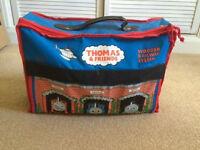 Thomas trains, track and carry bag