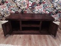 Superb Solid Wood TV Stand/Media unit for sale