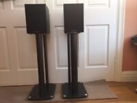 Cambridge Audio SX50 Loudspeakers with Soundstyle Z2 stands