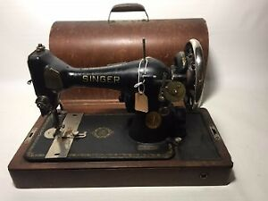 Antique Singer Sewing Machine (for leather)