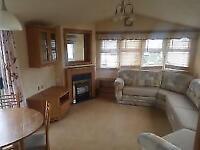 Caravan 2 Bedroom Double glazed central heating