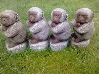 *SALE NOW ON* Chimp on log £6