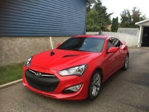 2013 Hyundai Genesis Coupe Coupe (2 door)