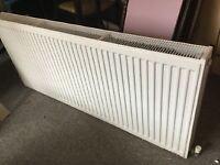 double finned radiator