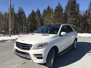 2013 Mercedes-Benz M-Class ML 350 SUV, Disel Bluetech