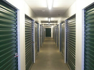 Heated Indoor Self Storage Units for rent, $100 for large size Moose Jaw Regina Area image 1