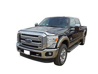 CHROME BUG GUARD Hood Shield 680059 For: FORD F-550 SUPER DUTY -