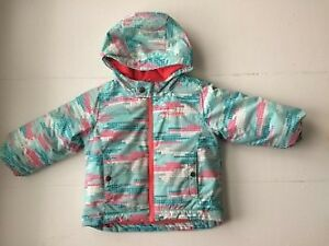 Columbia Girls winter coat size 2 T: in excellent condition