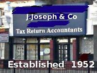 SELF ASSESSMENT, Tax Returns, Accounts, VAT, PAYE, CIS,Book keeping, Company Formation