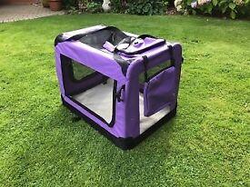 Pet Carrier Portable Folding Fabric