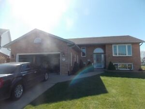 Beautiful updated Raised Bungalow for sale.