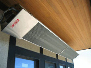 REFURBISHED PATIO HEATERS
