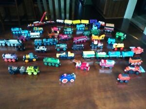 Thomas the tank engine trains