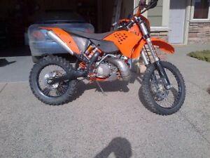 KTM 2009 300XC
