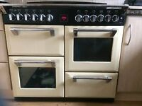 stoves range cooker 1000 wide duel fuel