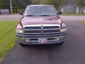 2001 Dodge Power Ram 1500 laramie Pickup Truck