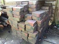 Concrete paving/edging blocks