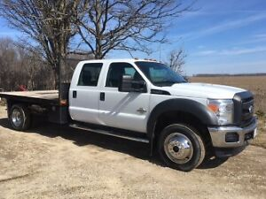 2012 Ford F-550 XL Pickup Truck