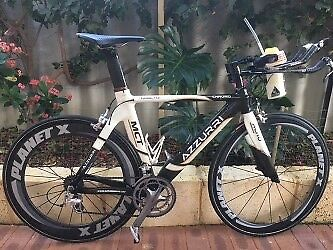 Mens Triathlon / Time Trial Bike