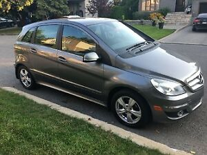 Impeccable Mercedes-Benz B-2000 2011