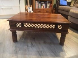 Superb Solid Wood Coffee Table for Sale